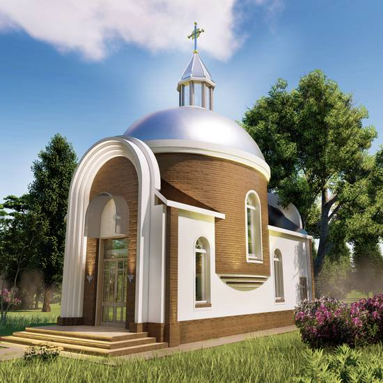 Каплиця у м. Бориспіль